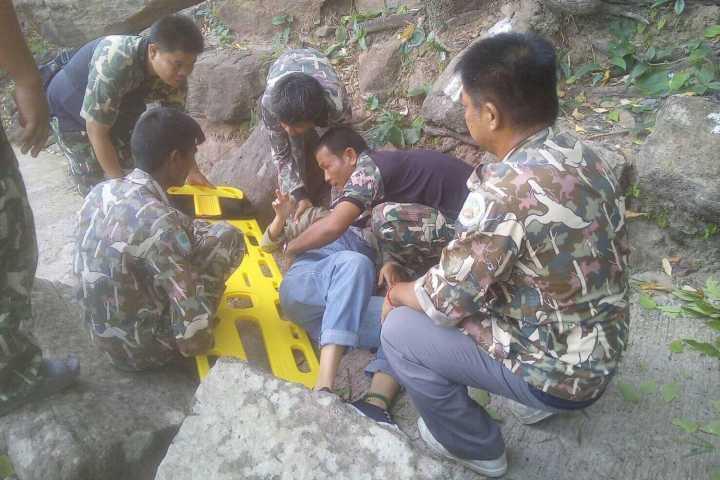 可怕!中国孕妇泰国坠崖案反转:丈夫下毒手已被抓