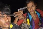 悲劇!印度一名新婚妻子與情人自殺殉情