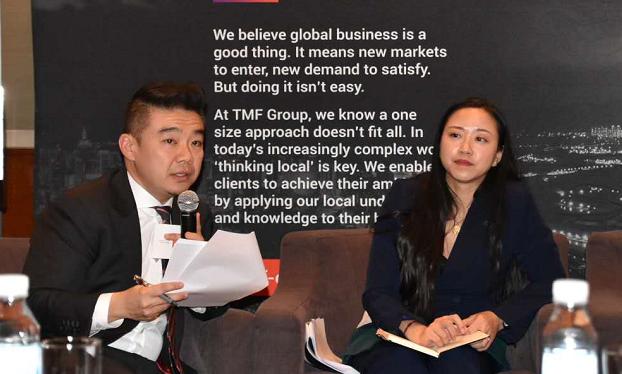 TMF Group李同:科技有助降低全球商业复杂性
