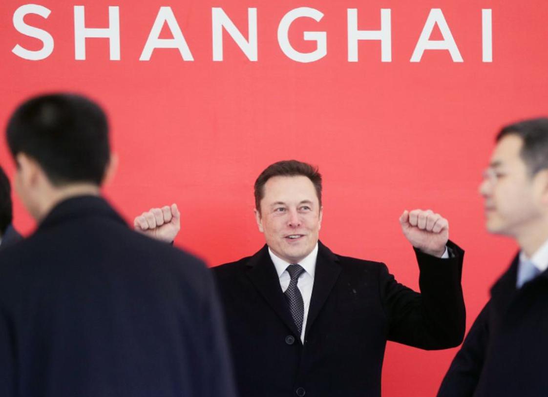 传特斯拉亚太区进行重组 马斯克全力押宝中国市场