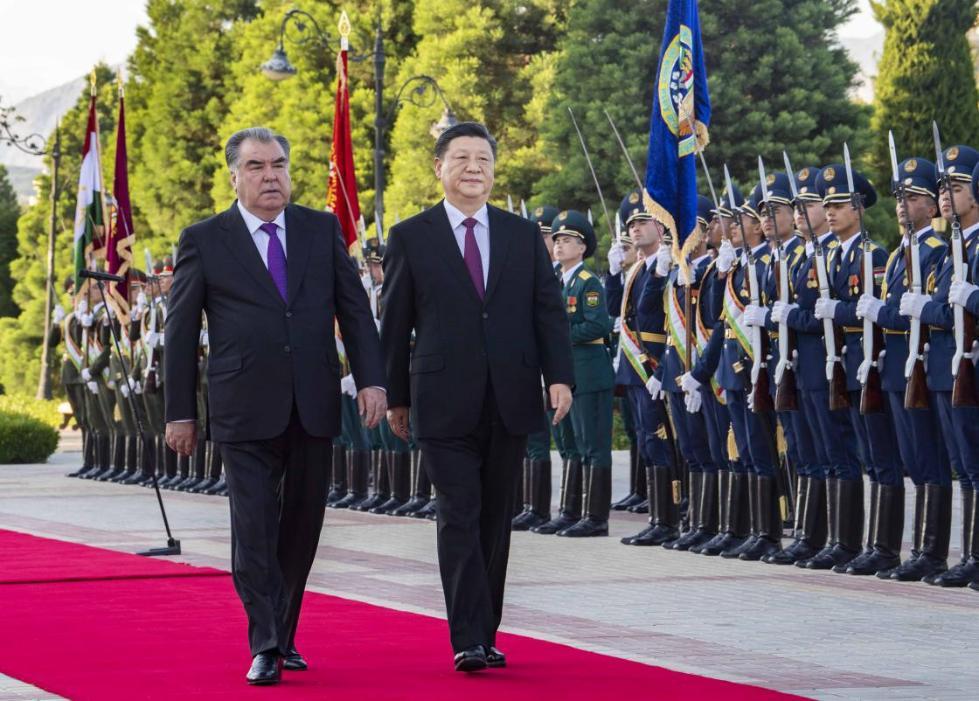 从中亚之行的三句古语看习近平的外交理念