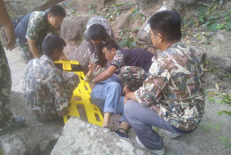 中国孕妇泰国坠崖 当地总领馆:孕妇父母已来泰 丈夫被拘捕