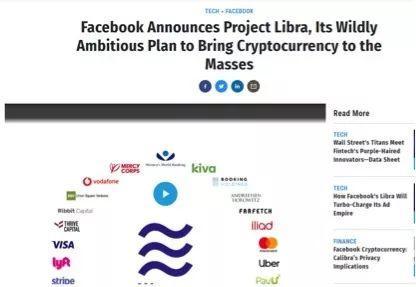 Facebook宣布了一个非常大胆的计划,美国多名政客却紧急喊停……