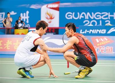 """聊聊那些中国运动员的""""老对手"""""""