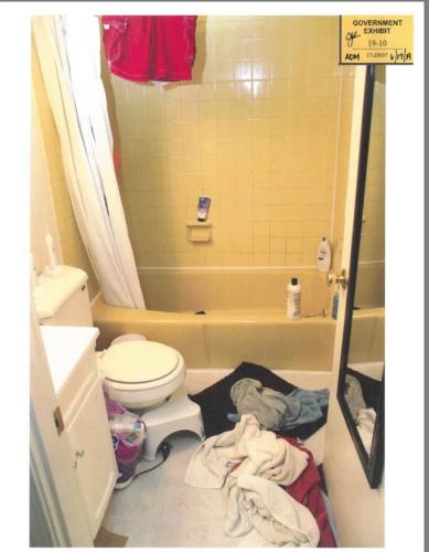 美媒:章莹颖凶案公寓首曝光 警犬在浴室水槽闻到遗骸味