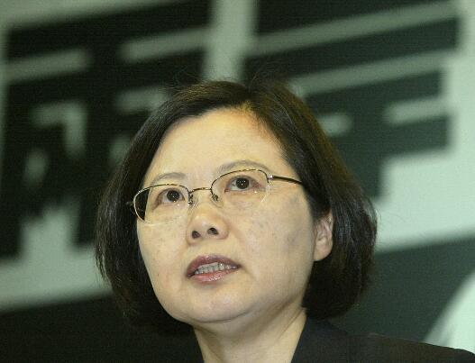蔡英文要研究禁五星红旗 网友:先禁