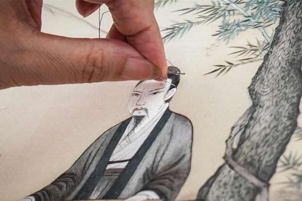 苏绣传人姚惠芬:妙手神针绣慧心