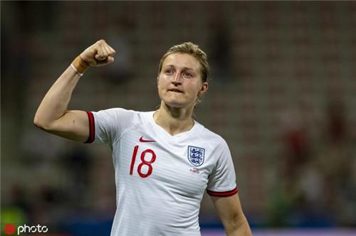 英格兰2:0击败日本头名出线 或将对阵中国队
