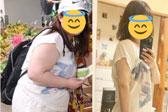 女孩为看游戏舞台剧每天跑10公里 减肥20公斤