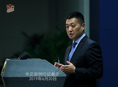 阿富汗塔利班代表近日来京?外交部:中方劝和促谈工作的一环
