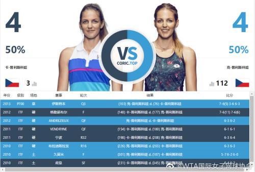双份美丽!WTA伯明翰站将迎来双胞胎姐妹内战