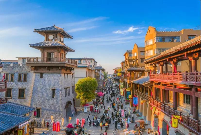 河南许昌:文旅融合助力公共文化建设