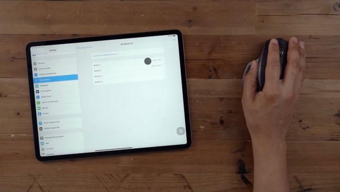 如何在iPad上使用无线鼠标?