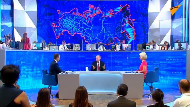 普京:美对华征税实质是经济制裁,打压华为意在阻止中国发展