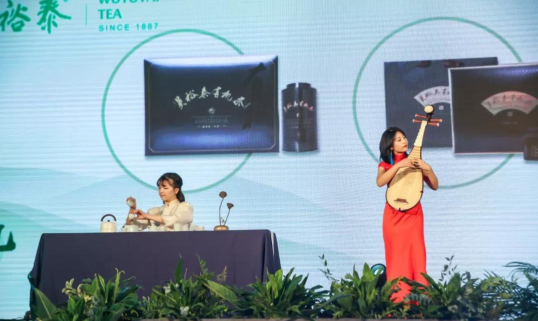 百年老字号持续创新 吴裕泰以文化理念打造有机茶