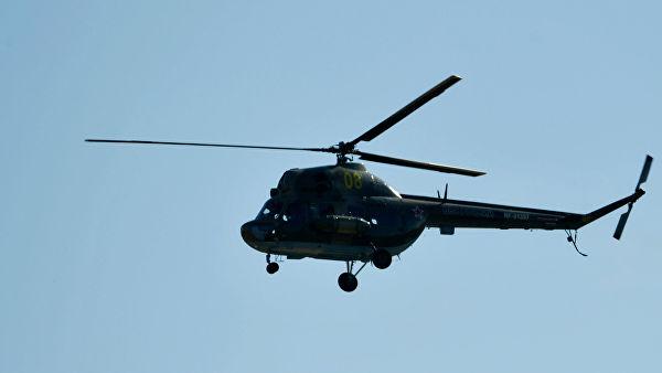 2直升机坠毁,飞行员遇难