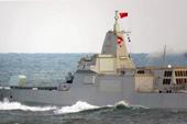 中國海軍超燃征兵視頻