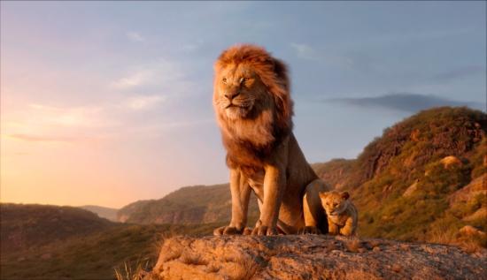 """《狮子王》变""""动物世界"""" VR技术驱动电影业变革"""