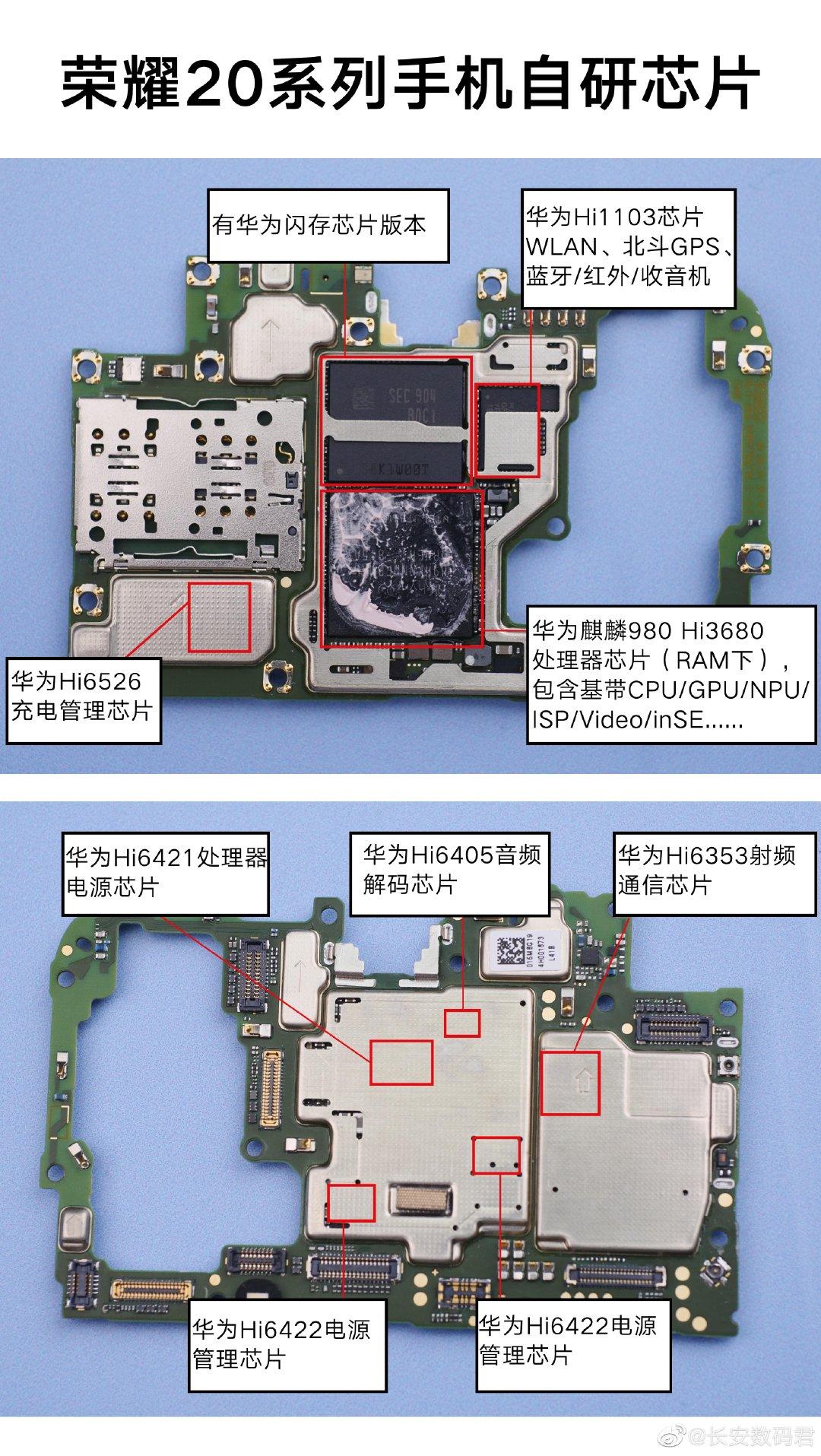 荣耀618霸榜后续 网传荣耀20系列曾启用备胎计划