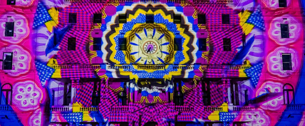 暑期玩转悉尼灯光节,申博网址官网登入打卡澳洲灯光艺术盛会!