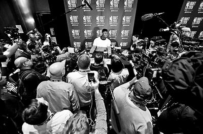 NBA选秀今进行 威廉姆森成状元大热