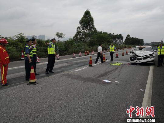 广西桂林两名辅警执勤时被撞殉职 肇事者系醉酒驾驶