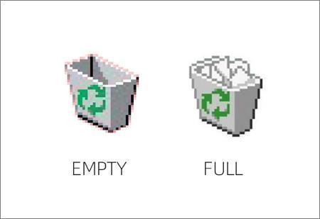 """20年""""垃圾箱""""之变 Windows回收站你认得几个"""