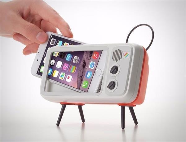 把iPhone变成电视要几步 这招乔布斯都想不到