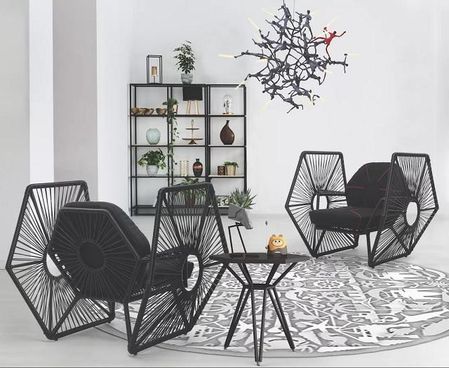 设计师开售暗黑系《星战》家具:起价655美元