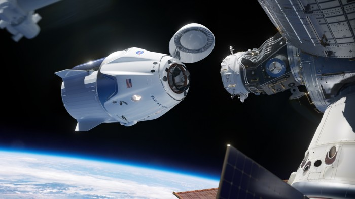 NASA商业载人飞船初步发射时间公布