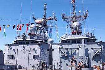德国海军都有哪些家当?海军开放活动全展示