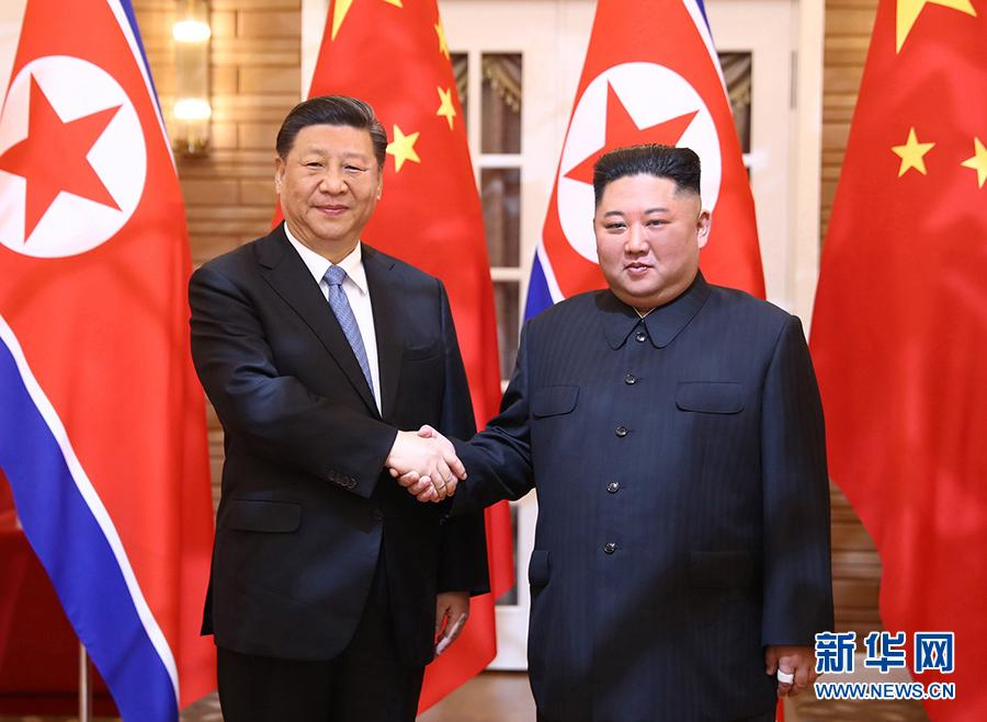 合营开创中朝两党两国关系的美好将来——记习近平总书记对朝鲜进行国事拜访