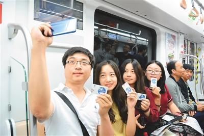 """兰州:首条地铁""""穿黄""""试运营"""