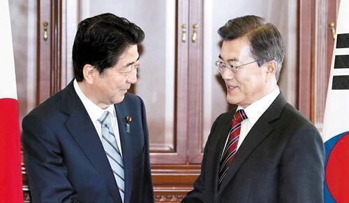 日媒:G20在即日方态度却冷淡,日韩首脑会谈恐遭搁置_中欧新闻_欧洲中文网