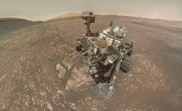 好奇号在火星大气发现高浓度甲烷 来源有待探测