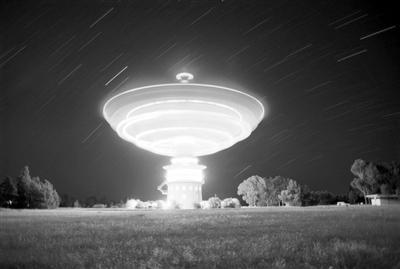 地球周围160光年内未发现外星人