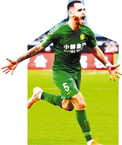 爱上国安战衣 傲骨享受北京生活