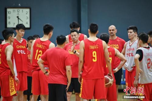 两胜一负结束第二阶段备战 中国男篮世界杯前景几何?
