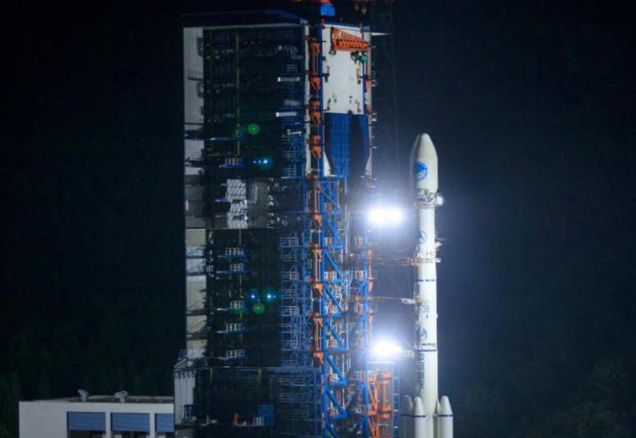 白菜彩金网址大全4001成功发射第46颗北斗导航卫星