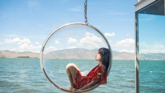 英媒:云南洱海网红照片引来大批游客