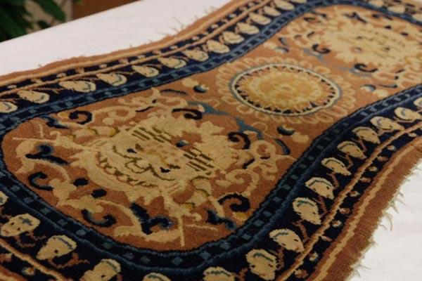 德国藏家立遗嘱无偿捐赠 45件古代艺毯入藏上海博物馆