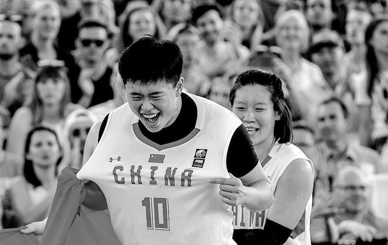 中国篮球首拿世界冠军