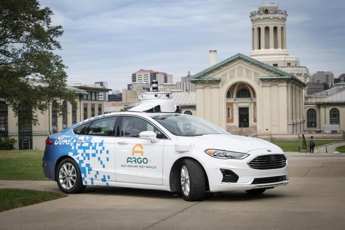 Argo AI将用1500万美元建立自动驾驶汽车研究中心