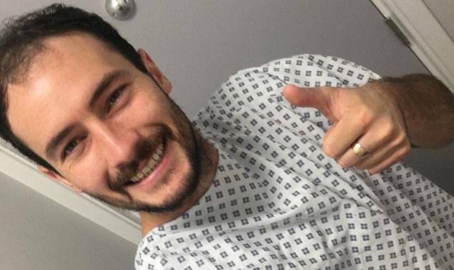 英國一男子去理發 結果發現自己得了癌癥