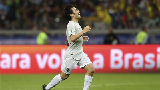 美洲杯-厄瓜多尔1:1日本