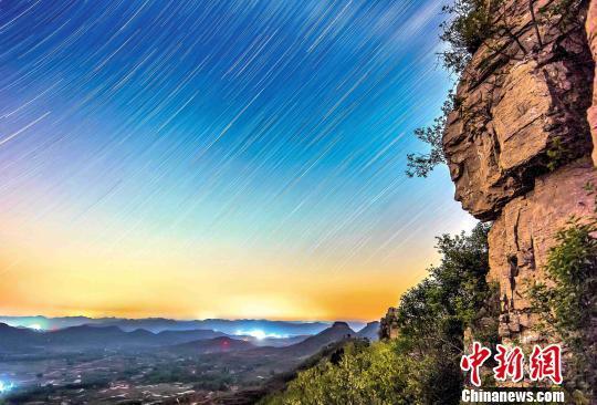 山东沂蒙山入选联合国教科文组织世界地质公园_超市偶遇刘涛王珂