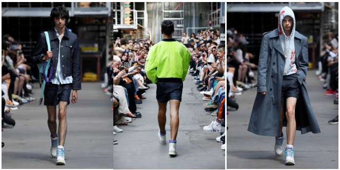 Timberland x SANKUANZ联乘系列亮相巴黎时装周 一瞥现代与传统的完美融合