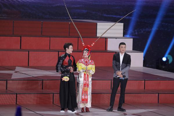 乐库文化重磅推出时尚中国风组合小唐人