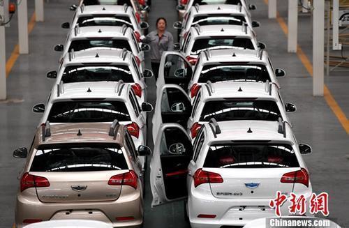 北京43万人申请新能源车指标 新