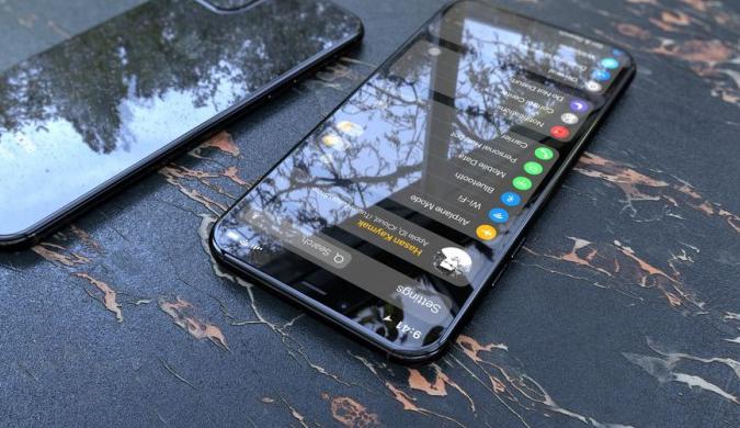 """苹果新款iPhone概念设计图:后摄采用""""浴霸""""设计"""